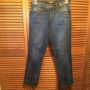 Lucky Brand Sweet'N Straight Blue Jeans